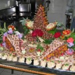 Service traiteur, Buffet , restaurant la Mezzanine à Sézanne dans la Marne, 51