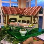 Service traiteur, repas réception restaurant la Mezzanine à Sézanne dans la Marne