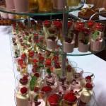 Service traiteur, La Mezzanine à Sézanne, cocktail dînatoire