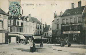 Restaurant à Sézanne dans la Marne, 51
