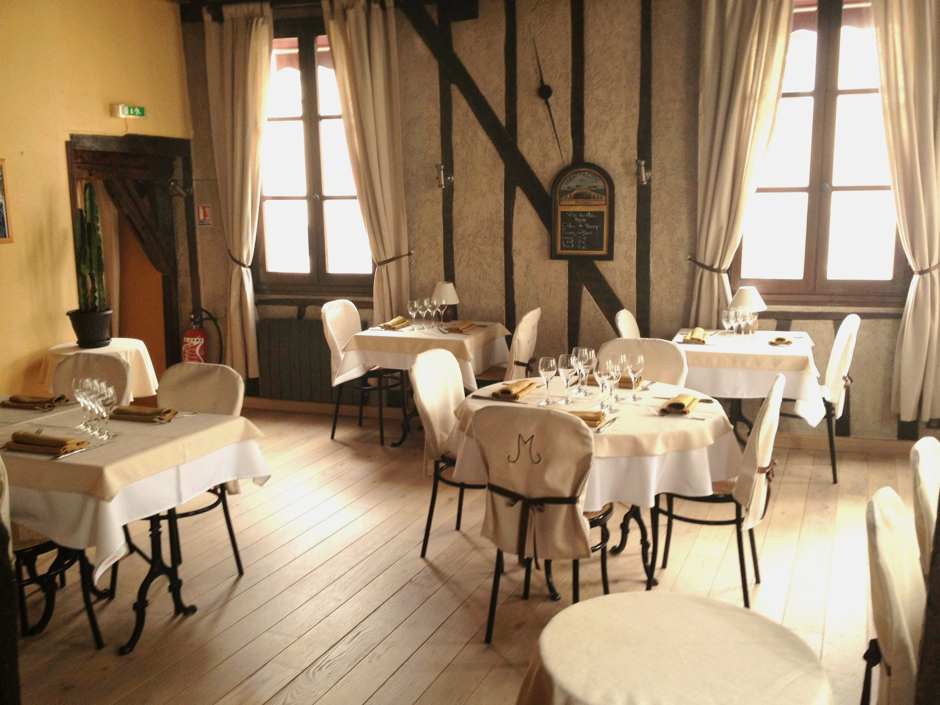 Restaurant La Mezzanine